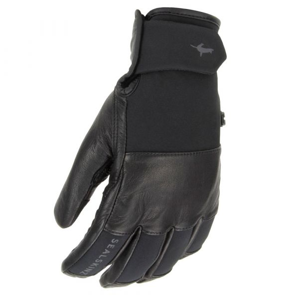 Sealskinz Waterproof Cold Weather Fusion Gloves black