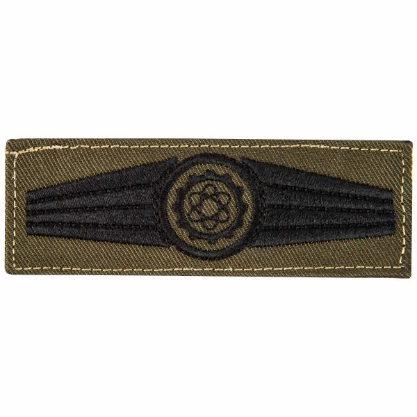 German MOS Insignia Patch Techn. Personal