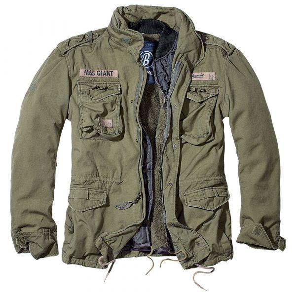 Brandit Jacket M-65 Giant olive