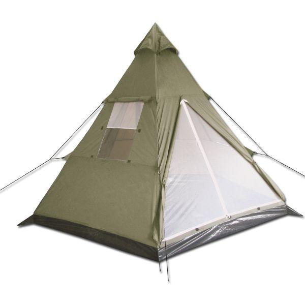 Indian Tent Tipi olive