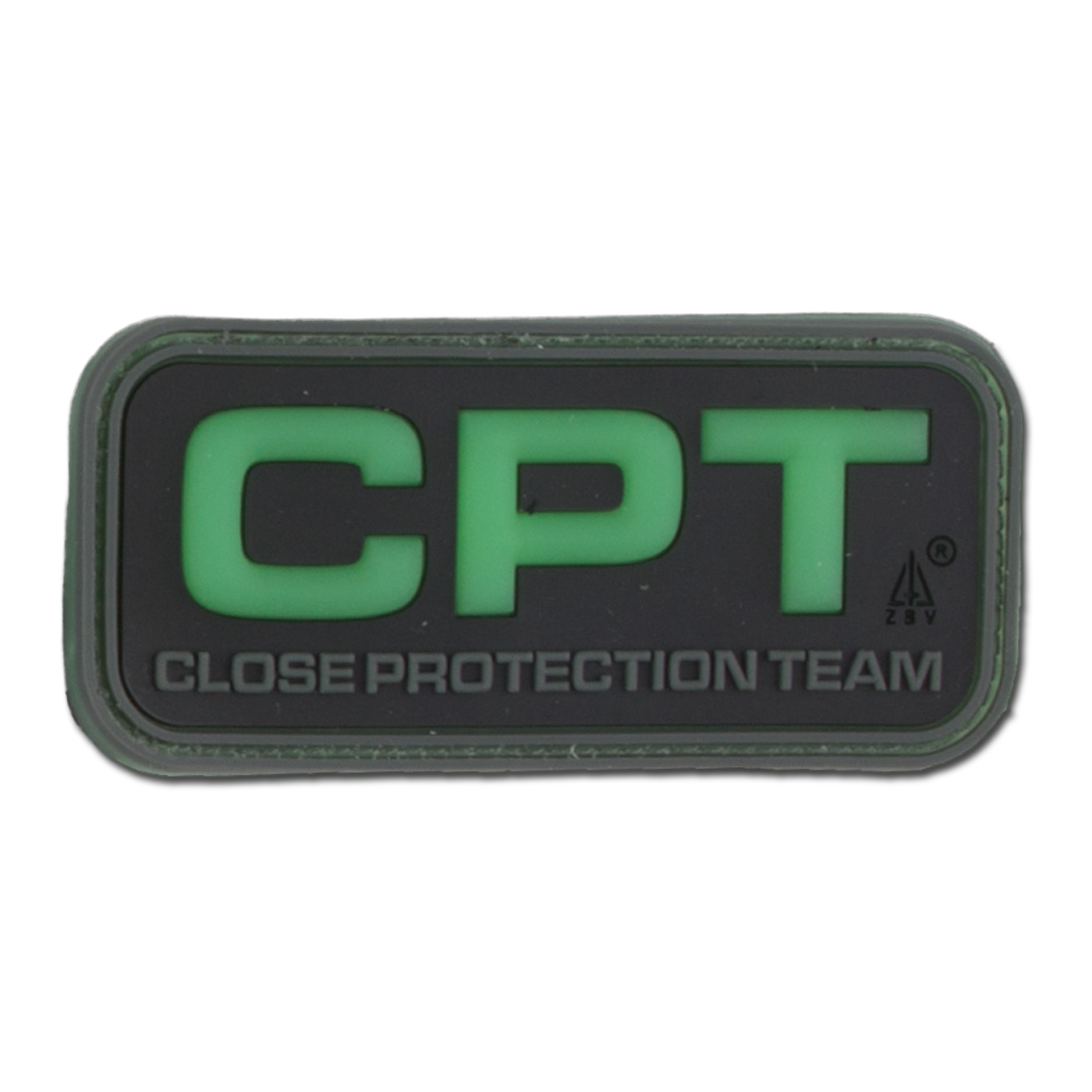 3D-Patch CPT Close Protection Team luminescent