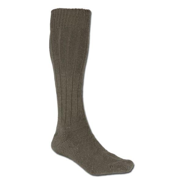 """Bundeswehr """"German Army"""" Socks olive used"""