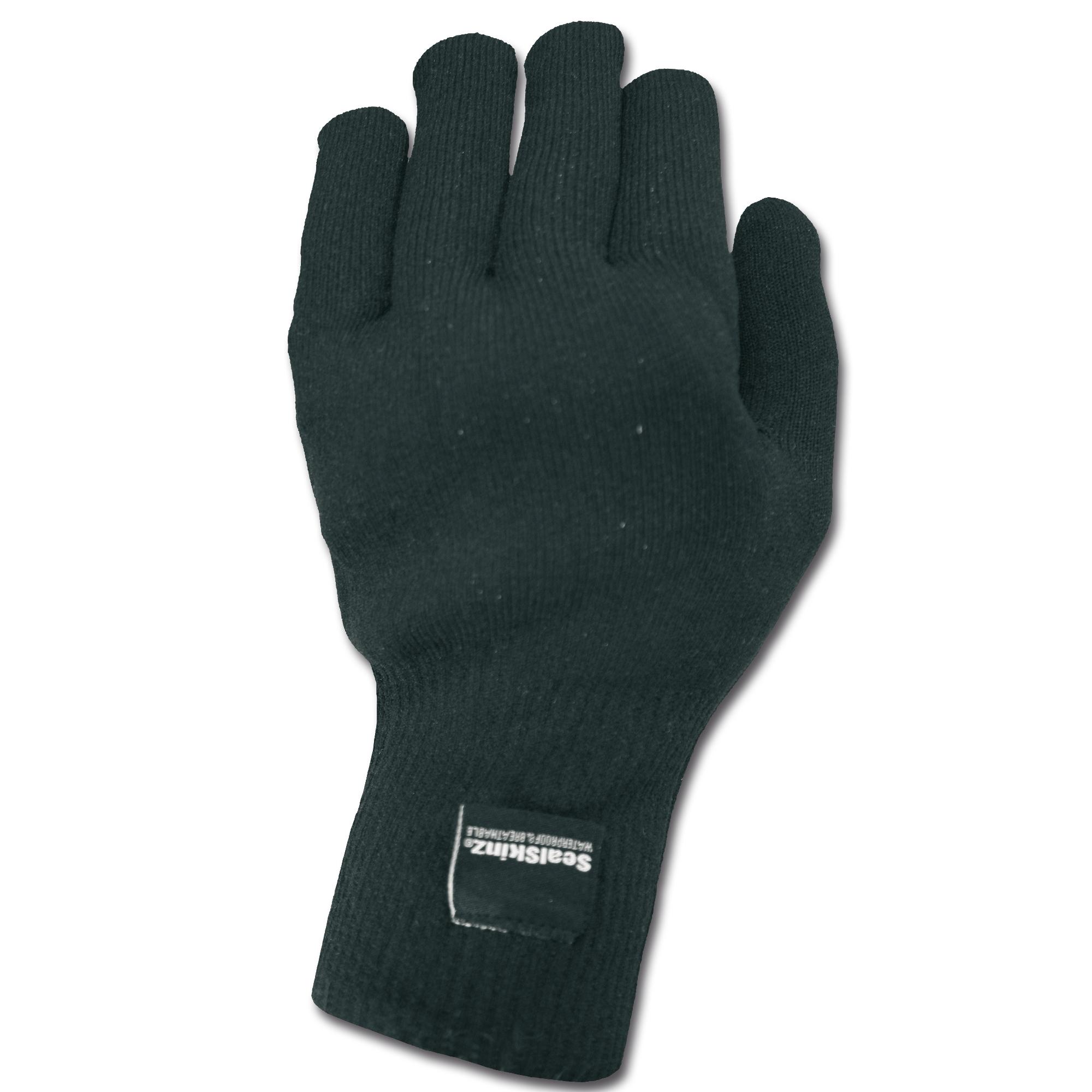 Sealskinz Ultra Grip Gloves Waterproof black