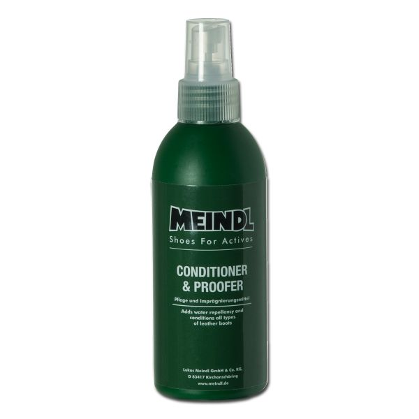 Meindl Waterproofing Spray Conditioner and Proofer 150 ml