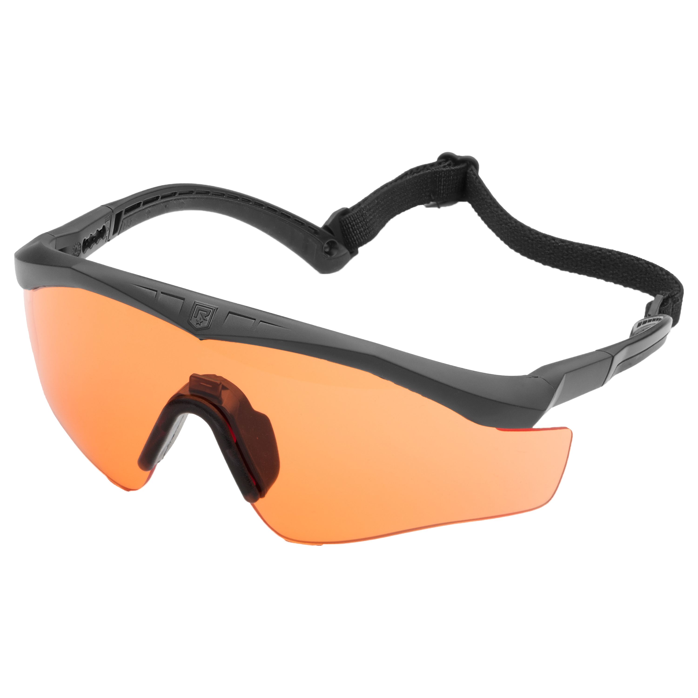 Revision Sawfly Max-Wrap Glasses Basic orange