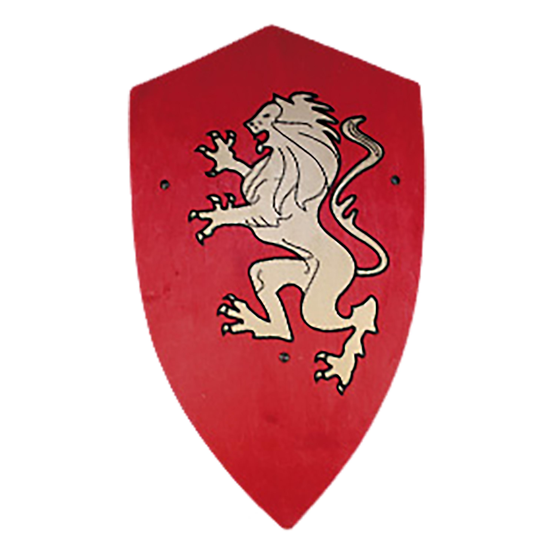 Kings Shield red