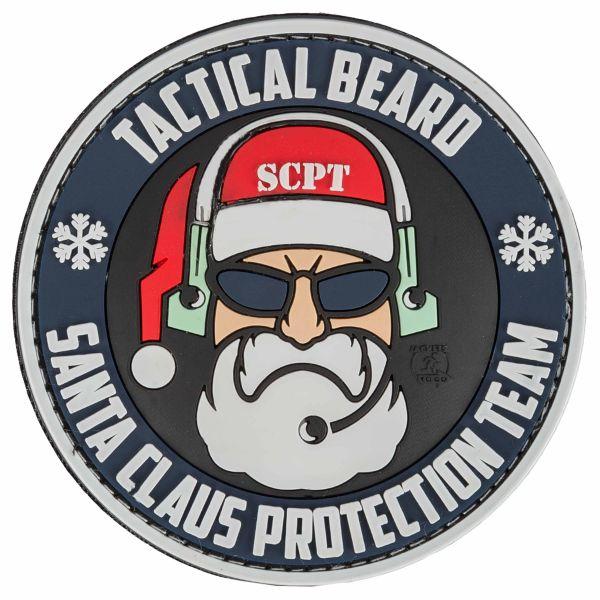 JTG 3D Patch Special Tactical Beard Santa Claus Protection Team