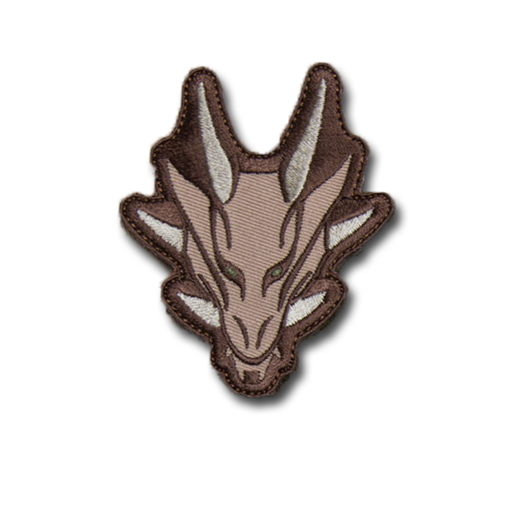 MilSpecMonkey Patch Dragon Head arid
