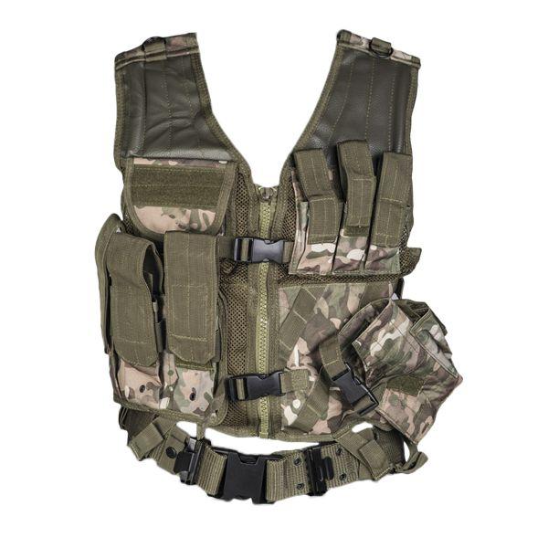 Combat Vest USMC multitarn