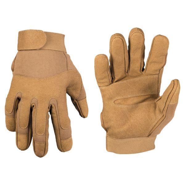 Army Gloves dark coyote