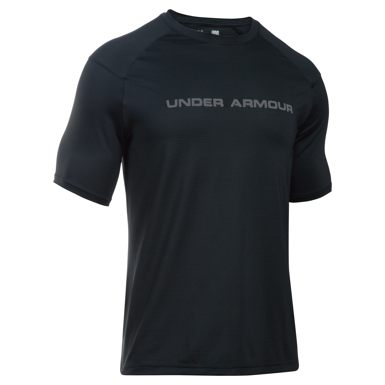 Under Armour Shirt Scope black