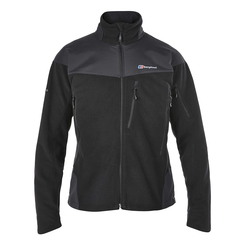 Berghaus Fleece Jacket Choktoi II Gore-Tex black