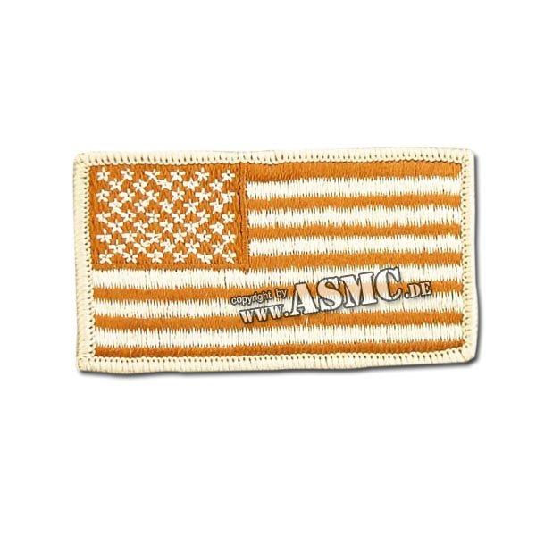Patch U.S. Flag desert