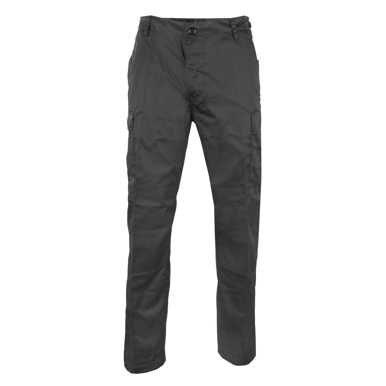 BDU Style Pants black
