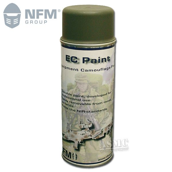 EC Paint olive green