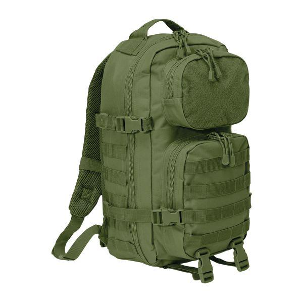 Brandit Backpack U.S. Cooper Patch olive