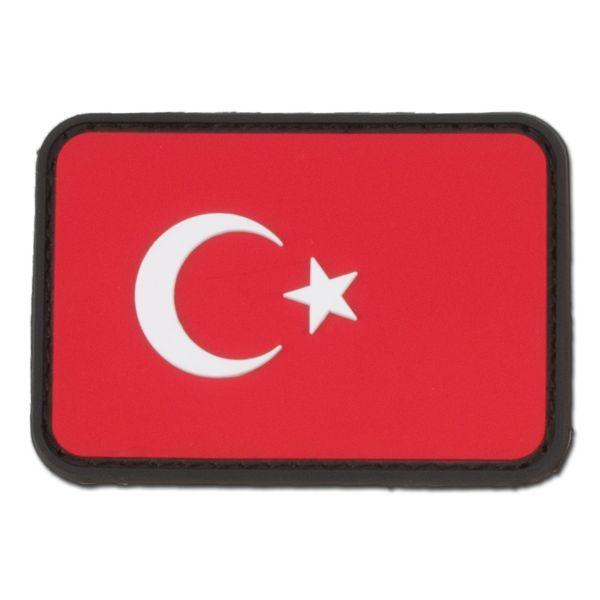 3D Patch Turkey full color