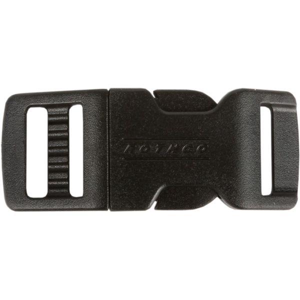 Rothco 1/2 Side Release Clip Closure black
