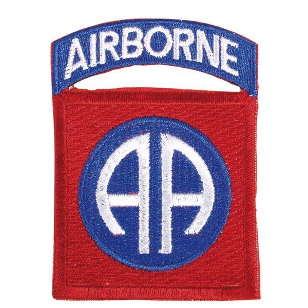US Textile Insignia 82nd Airborne Division