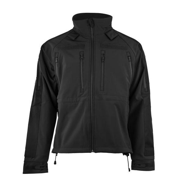 Mil-Tec Softshell Jacket black