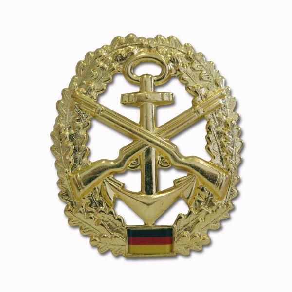 German Beret insignia Marinesicherung (Naval Protection)