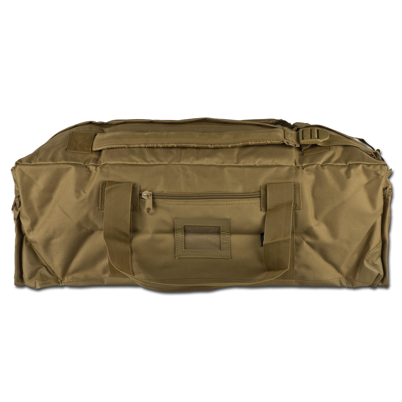 Combat Duffle Bag Mil-Tec coyote