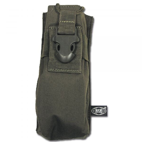 Radio Pouch MFH Molle olive green
