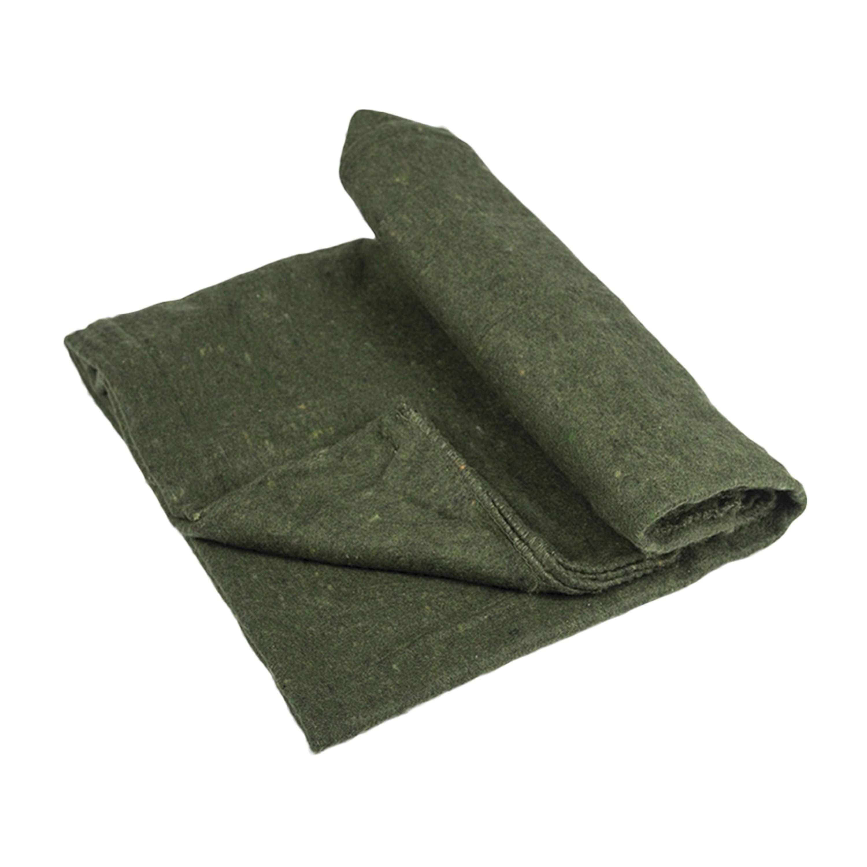 Blanket 200X150 cm PES olive