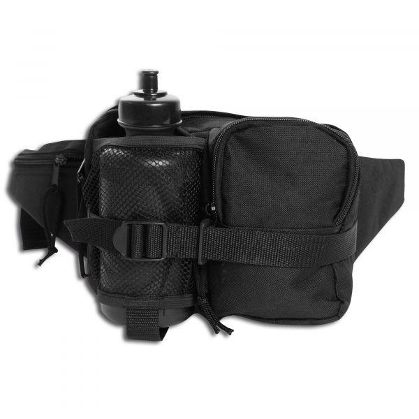 Hip Bag Mil-Tec Single Pack black