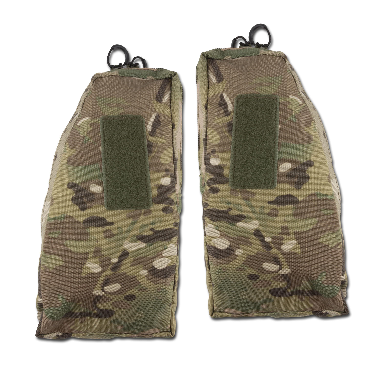 Side Pockets Zentauron Standard Backpack multicam