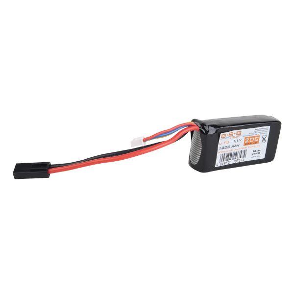 GSG Li-Po Battery 11.1V 1200 mAh Small Type