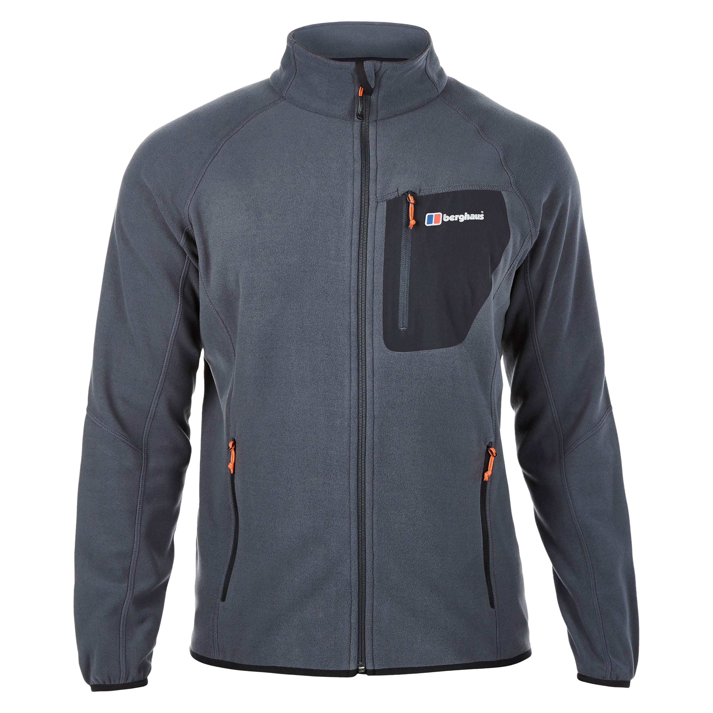 Berghaus Jacket Deception Fleece dark gray