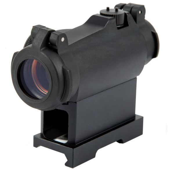 Aim-O RD-2 Red Dot Sight with QD Montage black