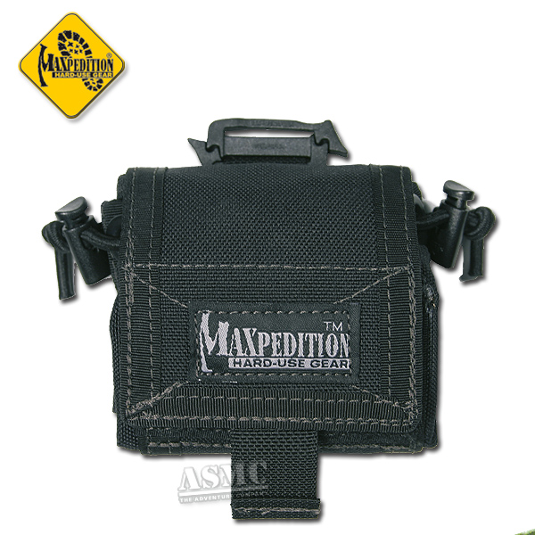 Maxpedition Mega Rollypoly black