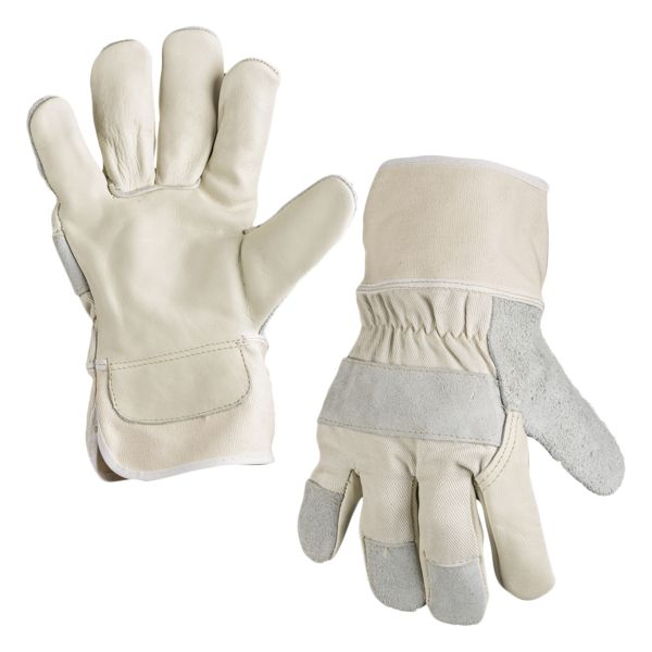 Used BW Working Gloves