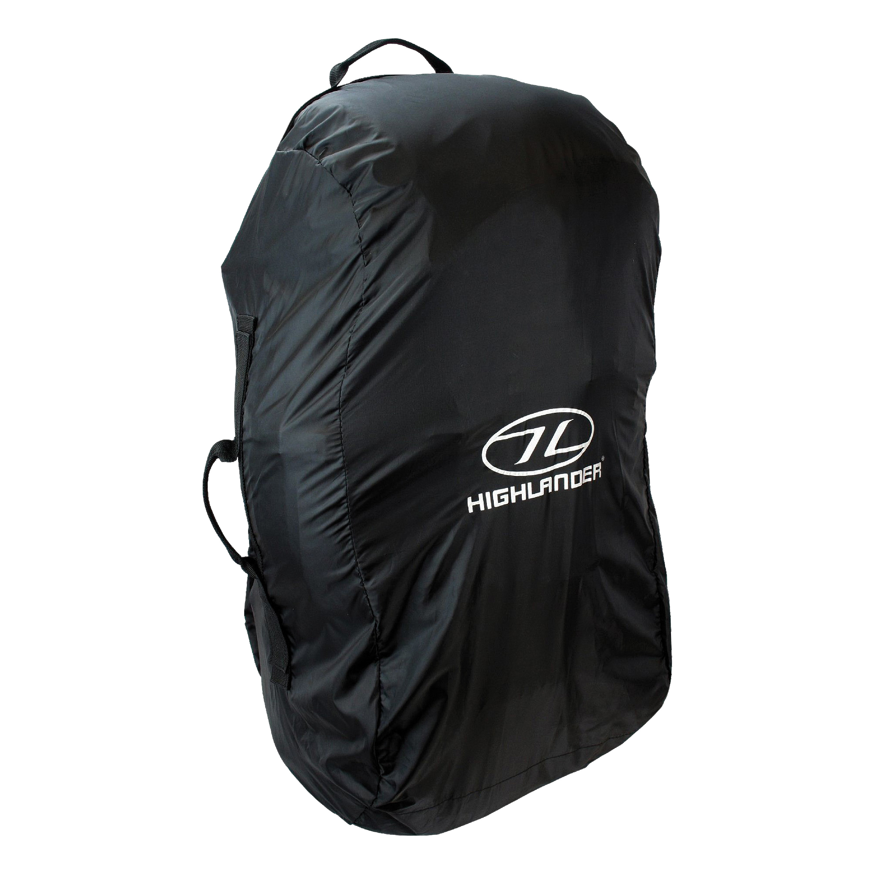 Highlander Backpack/Bag Combo Middle black