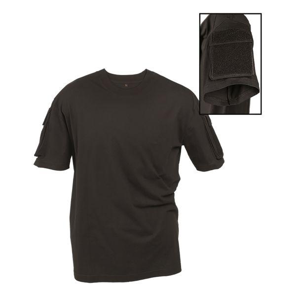 Mil-Tec T-Shirt Tactical black