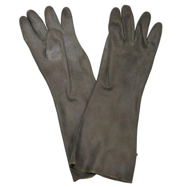 NVA Rubber Protection Gloves SBH7 Like New