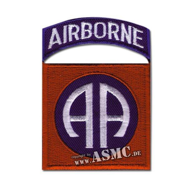 Insignia U.S. 82nd Airborne Tab