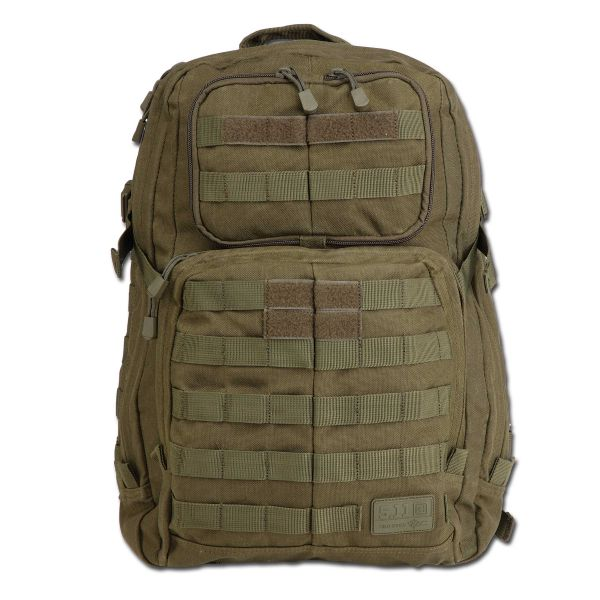 Backpack 5.11 Rush 24 olive gray