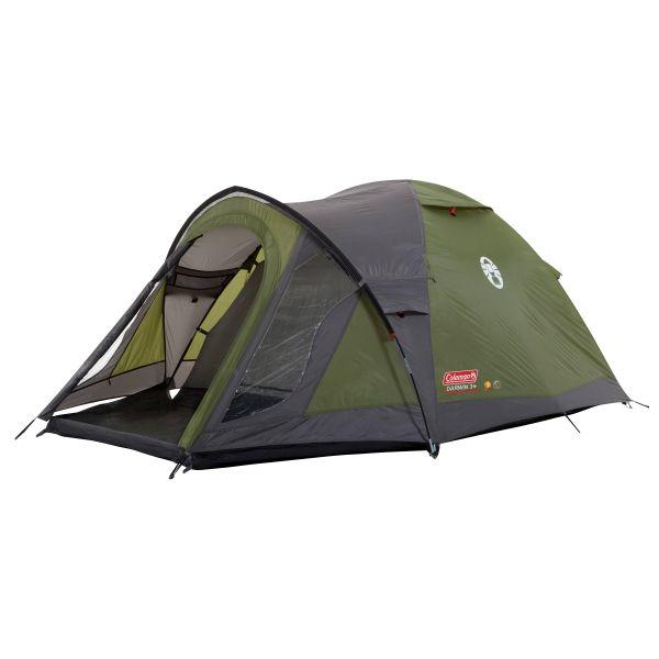 Coleman Tent Darwin 3 Plus green