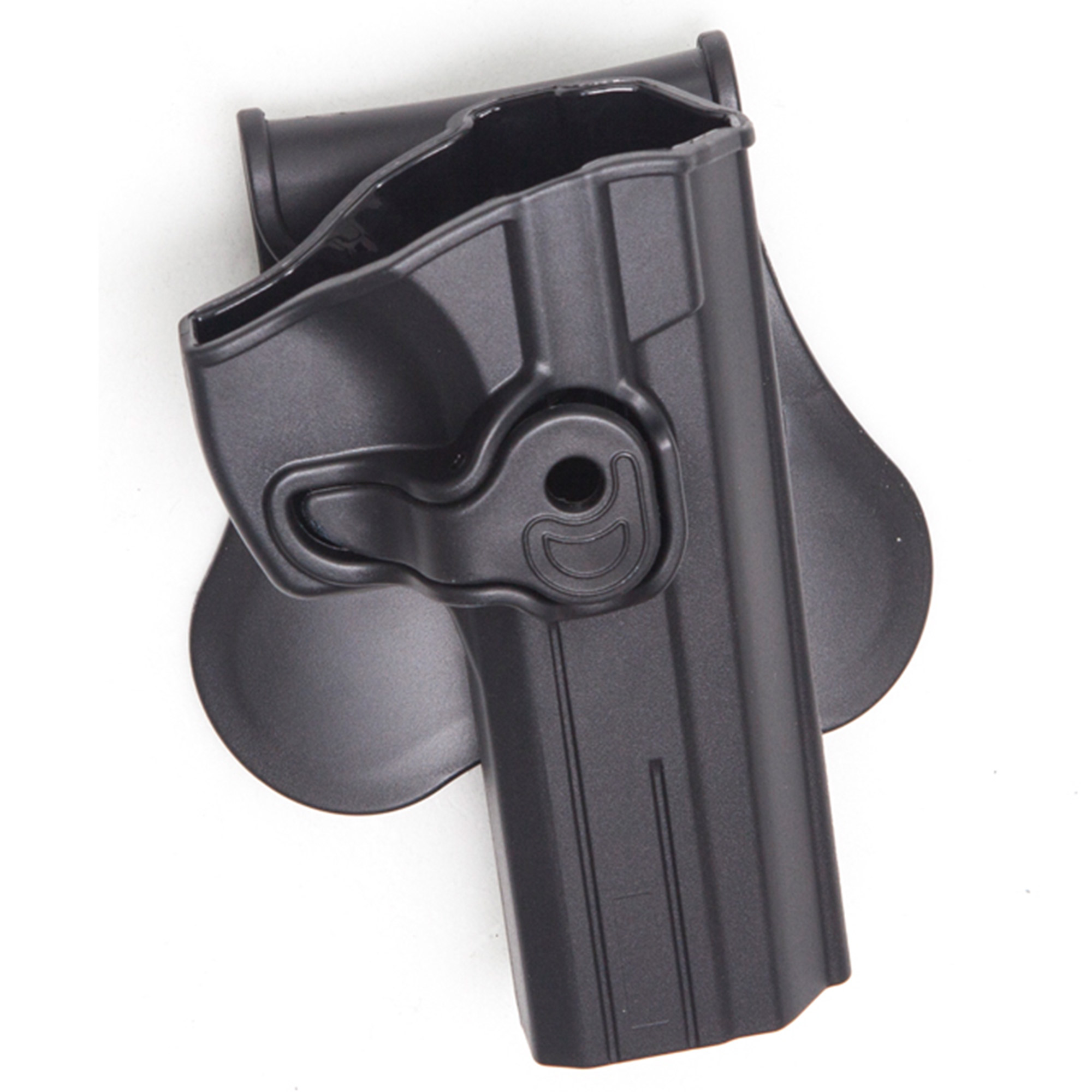 ASG Holster CZ SP-01 Shadow Polymer black