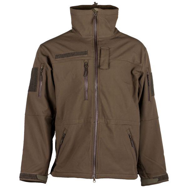 Softshell Jacket High Defense olive