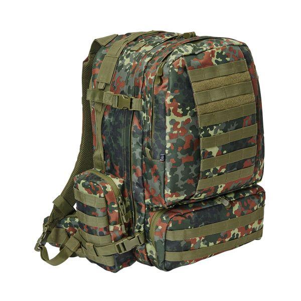 Brandit Backpack U.S. Cooper 3-Day-Pack flecktarn