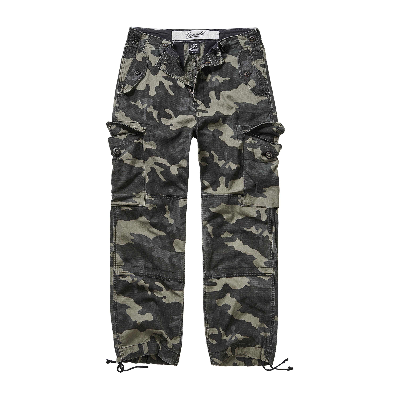 Brandit Pants Hudson Ripstop darkcamo