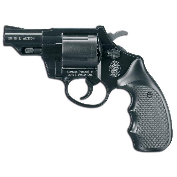 Revolver S&W Combat gunmetal finished