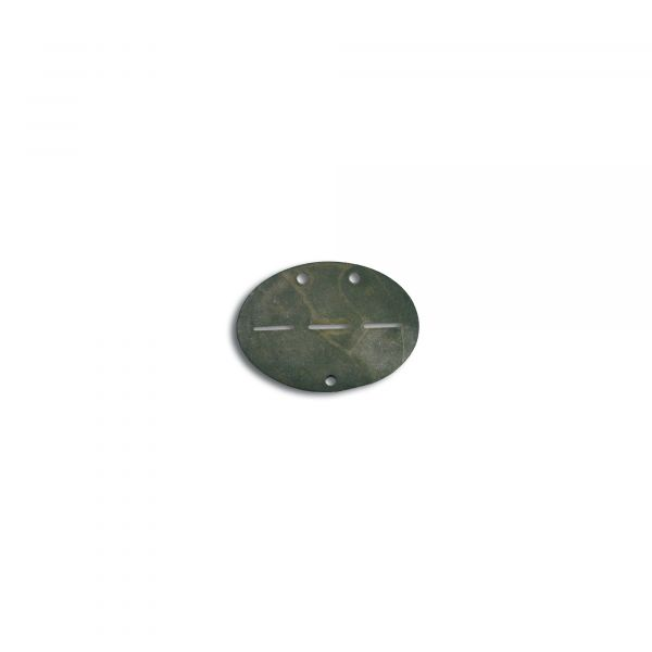 German (Wehrmacht) Dog Tag Reproduction