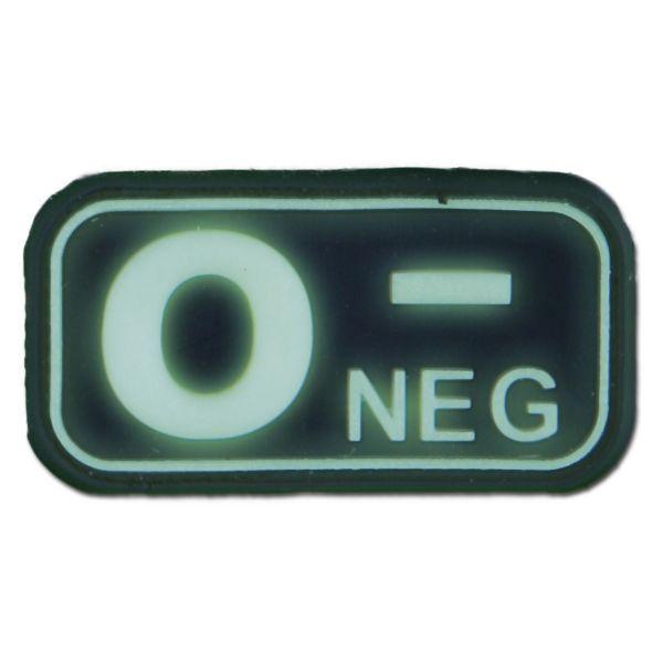 3D Blood Type 0 Neg GID