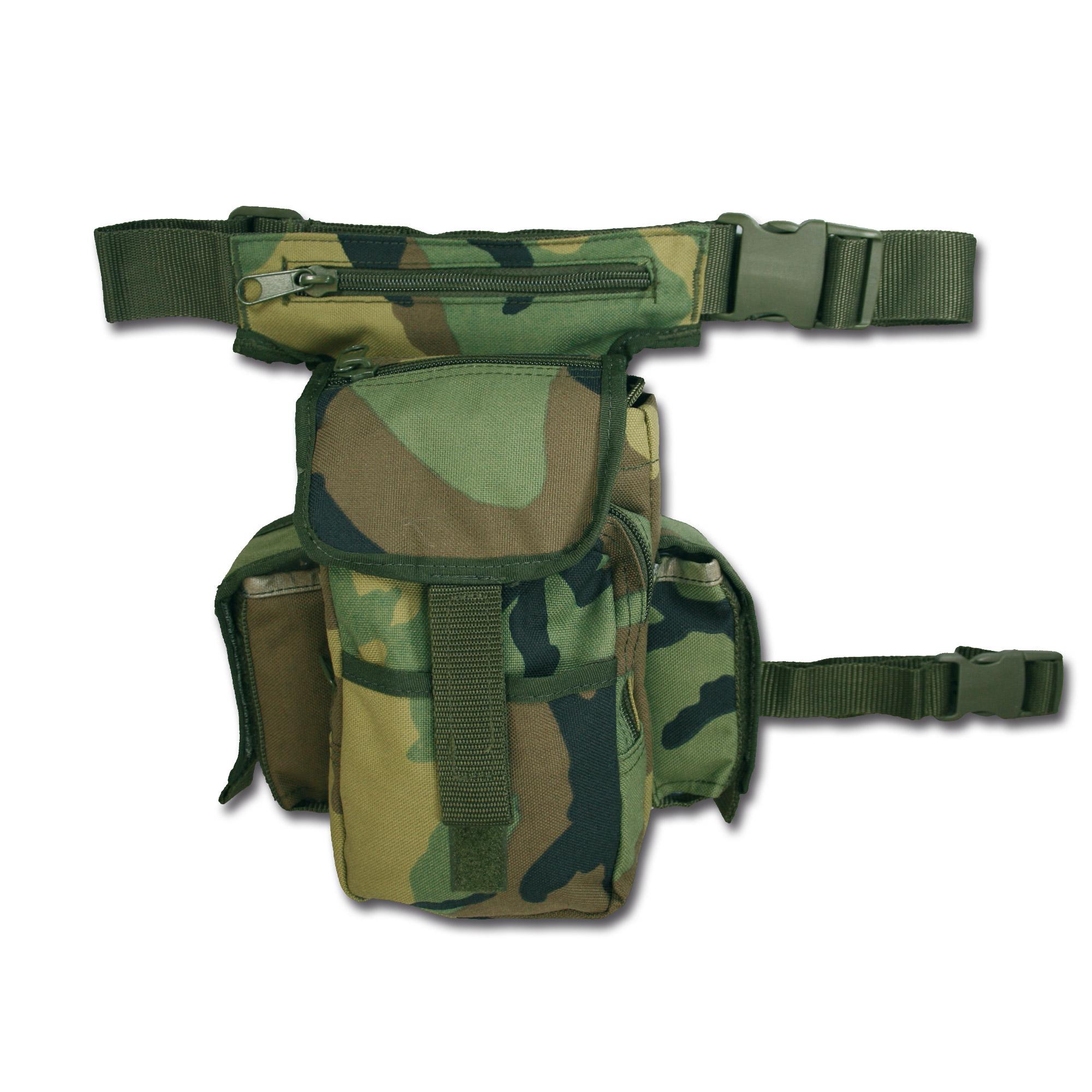 Multi-Pack Mil-Tec woodland