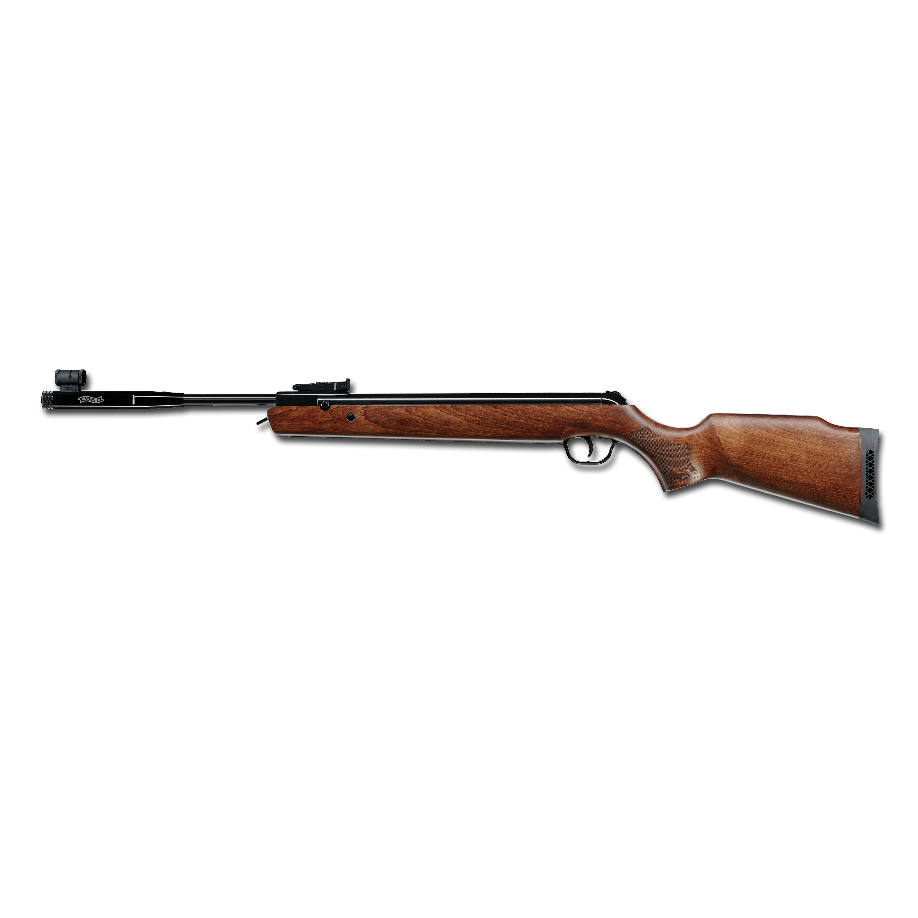 Air Rifle Walther LGV Master Ultra brown